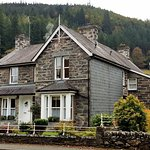 Bod Gwynedd Bed and Breakfast, Betws-y-Coed. A touch of luxury in Snowdonia.
