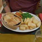 Beef Pot N Ale Pie
