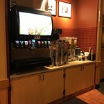 Panera Bread - beverage counter