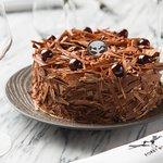 """Le dessert """"La Forêt Noire"""""""