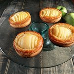 Our pear tarts