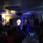 Karaoke in the evening - great performances