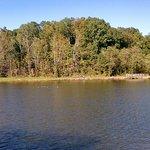 The Lake at Lake Trail Crowder's Mountain