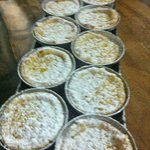 Fruit mince pies for special occassions