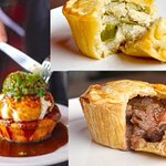 Enjoy our Pies anyway you like... try sides of mash, pea and gravy