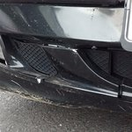 Damage to Front Bumper 2