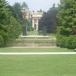 Jardines del Castillo Sforzesco, un paseo maravilloso