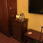 Dismal, depressing, no lighting, moldy smell, dirty carpets JDV renovate or deflag. This hotel i