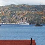 Foto de Chalets sur le Fjord