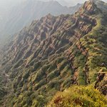 View from Mahabaleshwar attraction