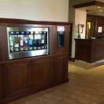 Wine vending machine at Chateau Laurier!