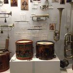 Display of Instruments Used