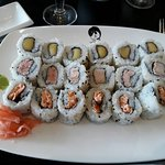 Menu California roll