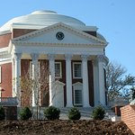 Thomas Jefferson's Rotunda, UVa