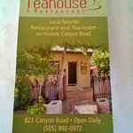180 Teas from around the Globe! Wine and Beer! Shaded garden of fruit trees! Pet Friendly!