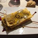 lasagnette au safran