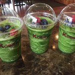 Super Green Juices