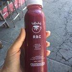 ABC juice from Satsuma