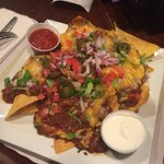 Honestly the best nachos I've ever had in my life. Trust me.