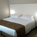 Zimmer 106: Bett