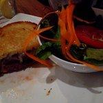 Grilled Hanger Steak Sandwich