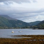 Calm waters of Loch Long
