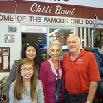 Bild från Ben's Chili Bowl