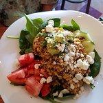 Santa Fe salad, the best!