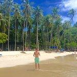 Isla Tortuga Beach