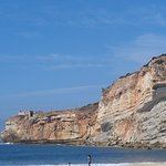 Praia da Nazare Foto