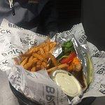 Special w/fries