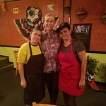 It was a Great Honor to have Mrs. Governor Scott at Enchiladas Restaurant.
