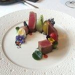 Photo de JinYue By Christophe Dufosse French restaurant