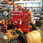 Part of the Shop display in October