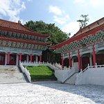 花蓮忠烈祠中式建築