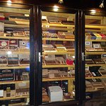 Cigar room selection