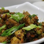Garlic masala Idli