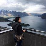 Thats me enjoying the breath taking views!!