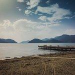 Marmaris beach front