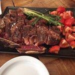 The Sunday sharing steak