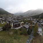 Overview of Saas Fee