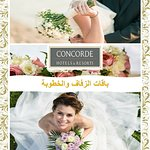 Weddings in Concorde El Salam Hotel Cairo