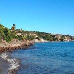 Beach is a 5 min walk away!