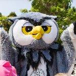 Iboubou, mascotte, camping, 5 étoiles, Séquoia Parc, Charente-Maritime (17), France