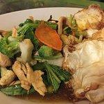 Ich liebe die Pagode. Wer einmal in Thailand war, erkennt es sofort: Hier wird original thai gek