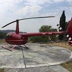 Excursiones por las Sierras de Cordoba en nuestro helicoptero a tarifas promocionales.