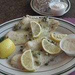 Fillet of Sole with Capers