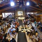 Old Faithful Inn Restaurant Foto