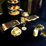 Afternoon Tea In The Oak Room
