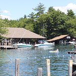 Capri Village on Lake George Photo